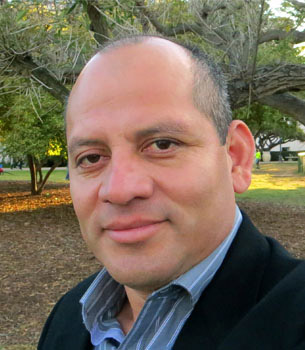 Luis J. Jiménez<br>Web Developer